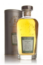 Glenrothes 14 Year Old 1995 - Cask Strength Collection (Signatory) Single Malt Whisky