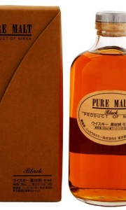 500 ml Whisky Nikka Pure Malt Black Japan
