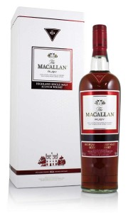 Macallan Ruby Whisky - The 1824 Series