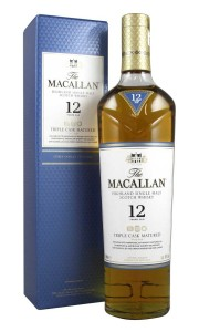Macallan 12 Year Old Triple cask Matured Fine Oak