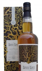 Compass Box Spice Tree Vatted Malt Whisky